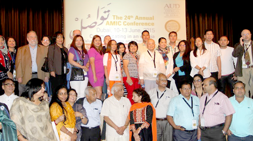 AMIC holds 24th International Conference in Dubai
