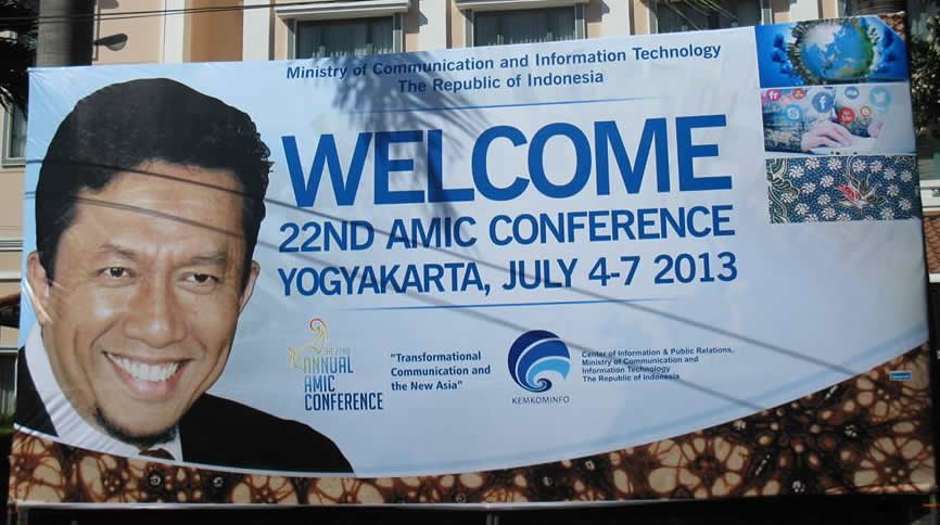 Social Media a Hot Topic at AMIC's Annual Conference