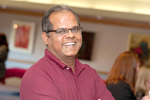 Former AMIC SG Sundeep Muppidi Gets American Council on Education (ACE) Fellowship