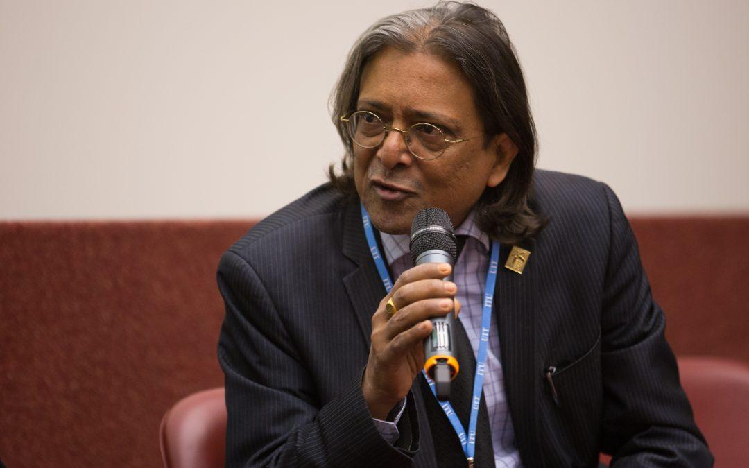 Tribute to Indrajit Bannerjee