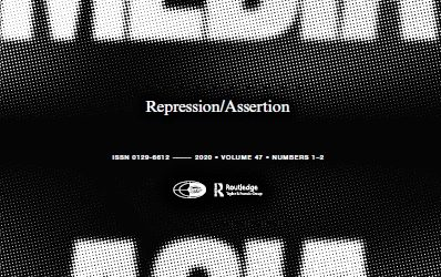 Download Media Asia's Repression/Assertion issue now