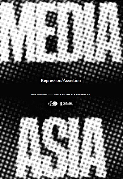 Media Asia analyzes repression and assertion in latest issue