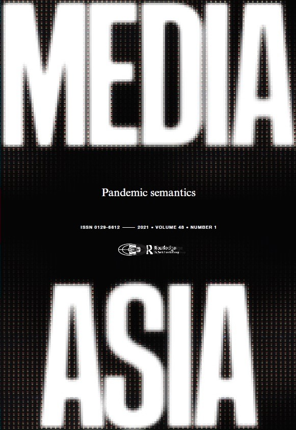 Articles published in Volume 48, Number 1 (March 2021) of Media Asia