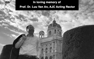 Passing of Prof. Dr. Luu Van An