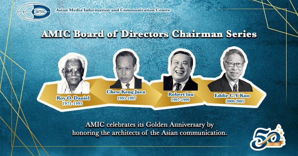 AMIC Board of Directors Chairman Series