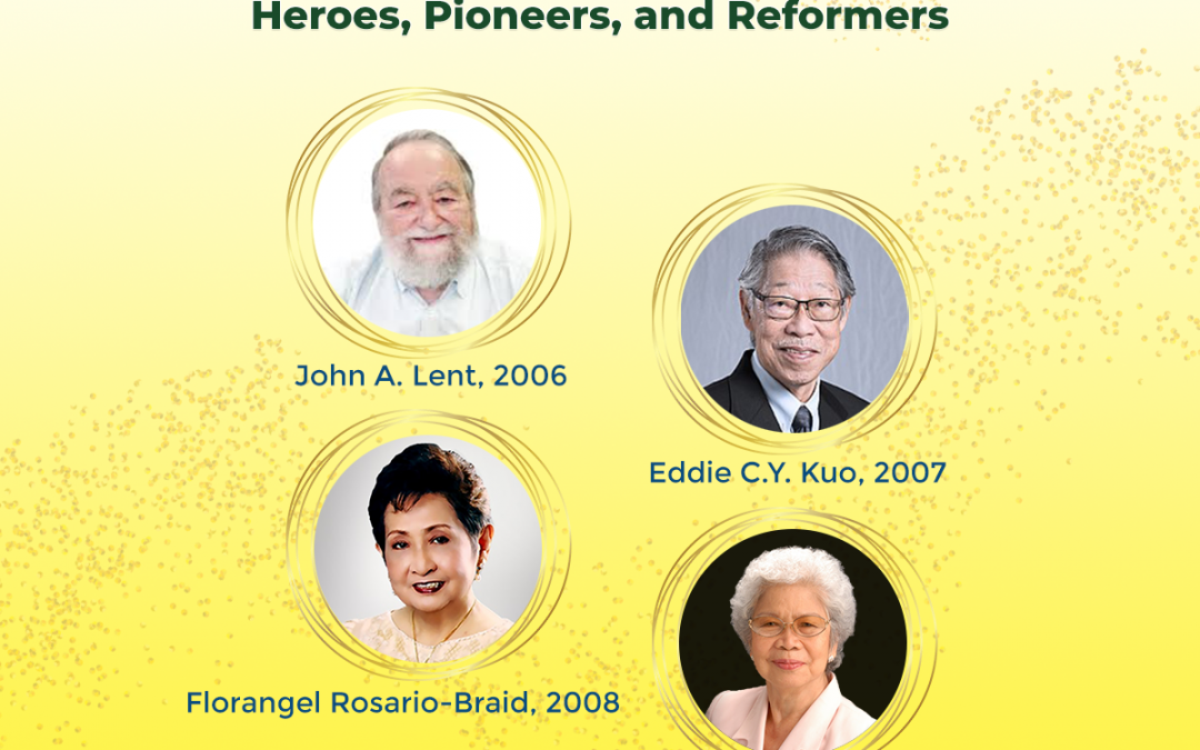 AMIC Asia Communication Award Winners